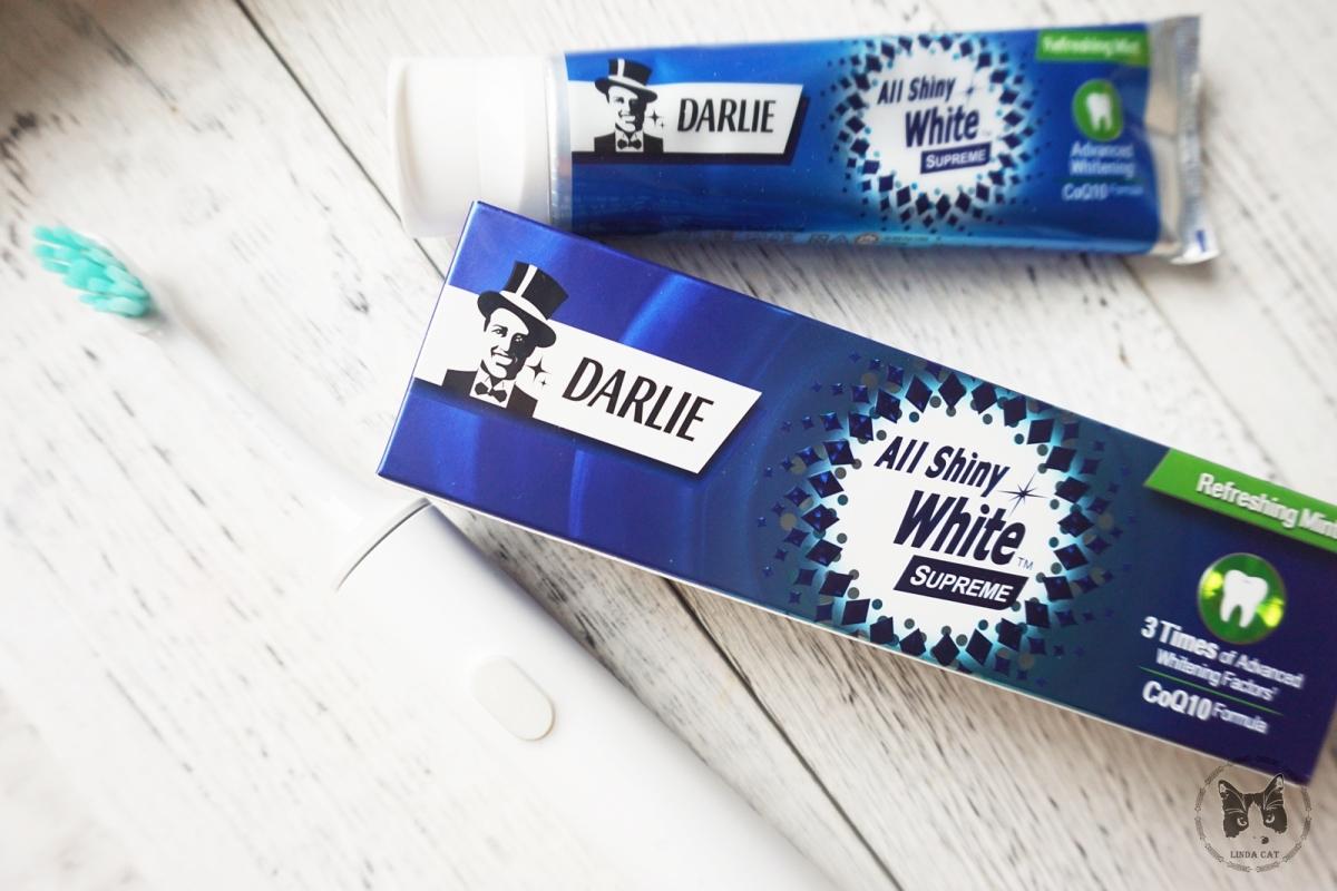黑人牙膏首創 第一支美容級Q10美白牙膏